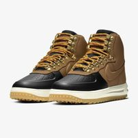 Nike Lunar Force 1 ´18 Duckboot Shoes Black