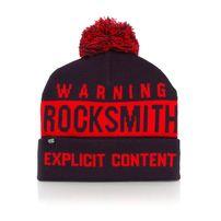 Rocksmith Explicit POM Navy Red
