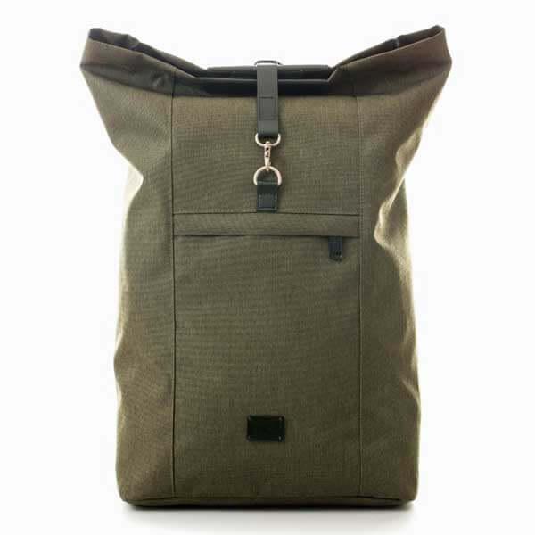 Spiral Olive North Backpack Bag