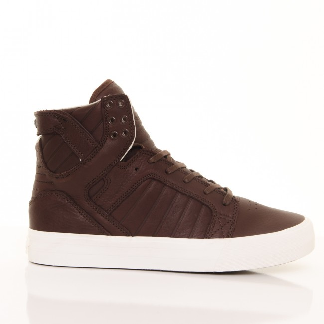 Skytop Hf Chocolate Off White - 42.5
