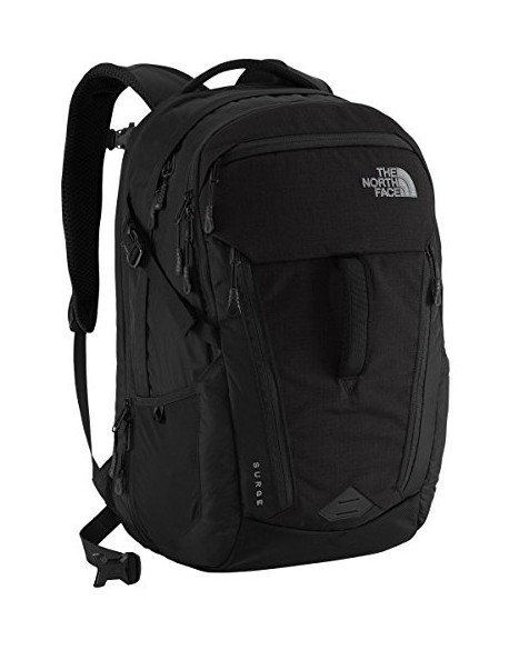 Locate Backpack Black Artillery Gold
