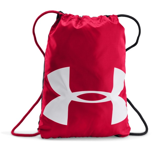 UNDER ARMOUR Ozsee Sackpack Red / Black - UNI