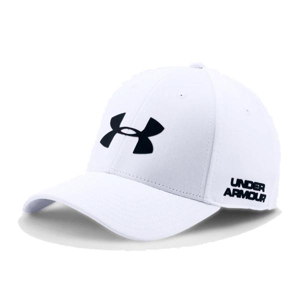 UNDER ARMOUR UA Golf Headline Cap White - M/L