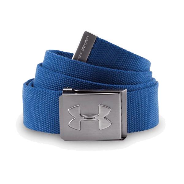 UNDER ARMOUR Webbing Belt Blue - UNI