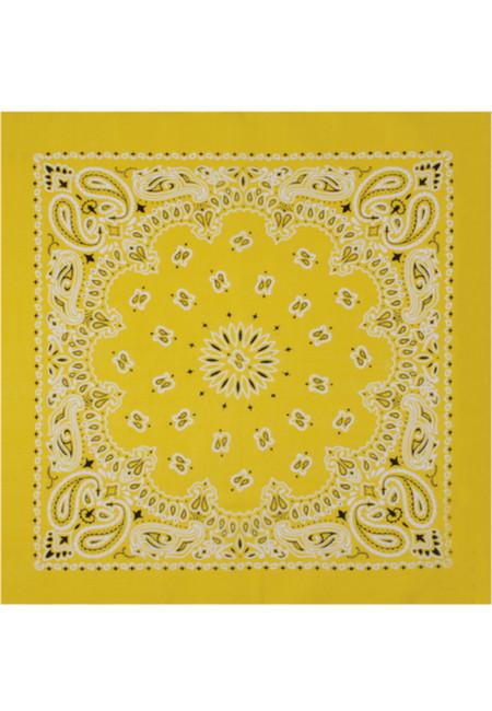 Bandana yellow - UNI