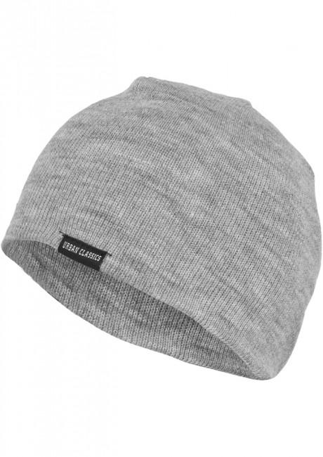 Basic Beanie grey - UNI