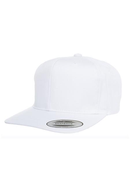 76166aa8f3b Urban Classics Pro-Style Twill Snapback Youth Cap white ...