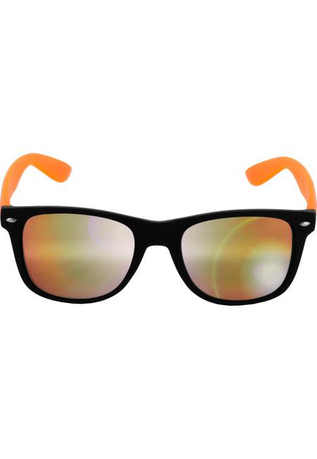 Sunglasses Likoma Mirror blk/ora/ora - UNI