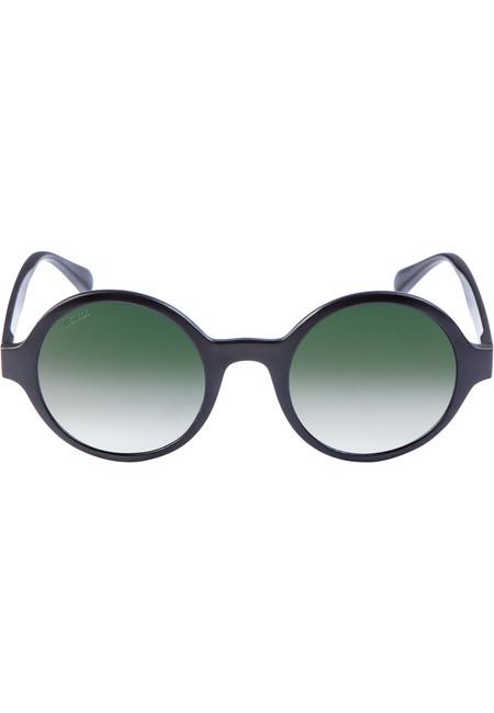 Urban Classics Sunglasses Retro Funk blk/grn AD24p