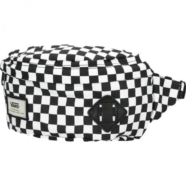 VANS M ALISO HIP PACK Black/White C - UNI