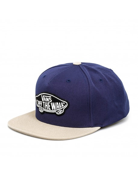 VANS M CLASSIC PATCH SNAP Dress Blu - UNI