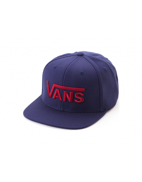 VANS M DROP V SNAPBACK HA Dress Blu - UNI