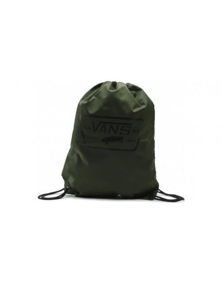 VANS M LEAGUE BENCH BAG RIFLE GREEN - Gangstagroup.com - Online Hip ... 219ca2ef2c1