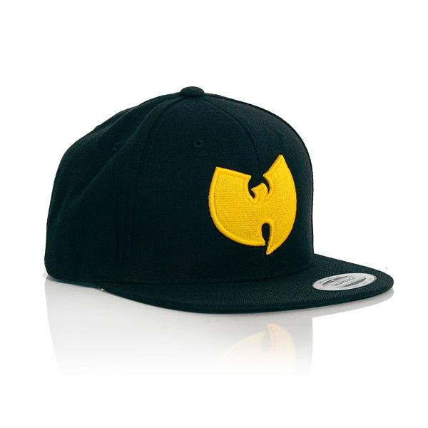 Wu-Wear Wu-Wear Logo Cap black - Gangstagroup.com - Online Hip Hop ... 173930ca55c